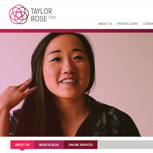 TAYLOR-ROSE TTKW – BRAND IDENTITY